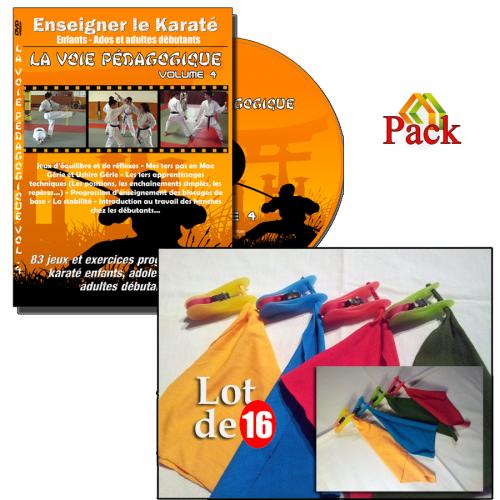 """Pack """"La voie pédagogique Vol.4"""""""